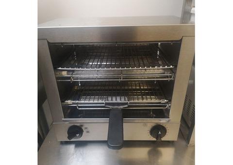 Toaster 2 étages