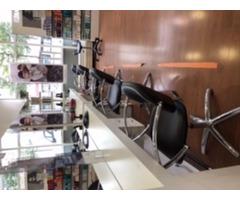 Mobilier complet salon de coiffure