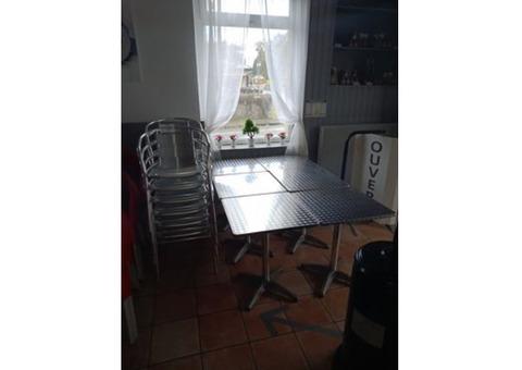 table terrasse et chaise