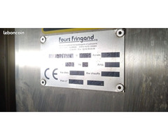Four 4 soles Fringand Optima Bi Energie de 2011 avec élévateur intégré
